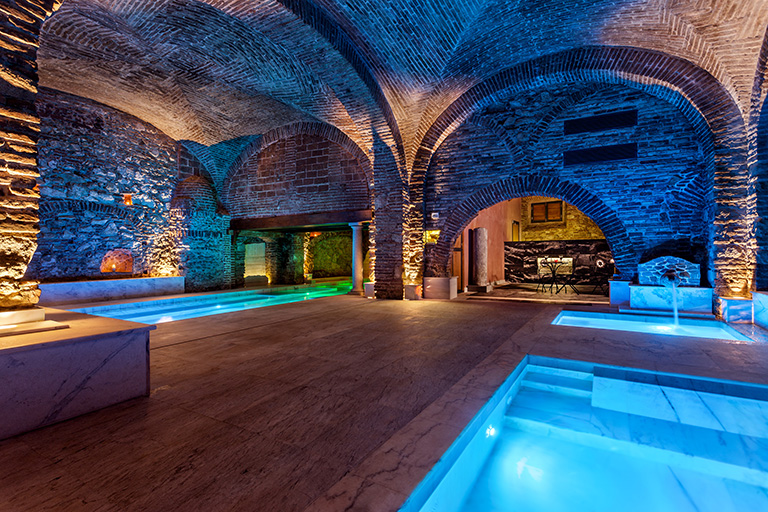 roman baths evora total massagem