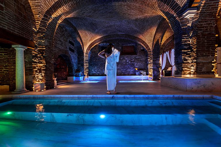banhos romanos evora